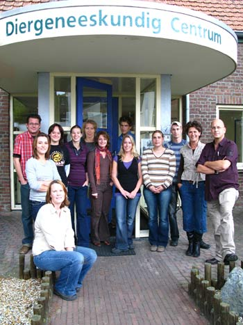 Pigeonvetcenter Team